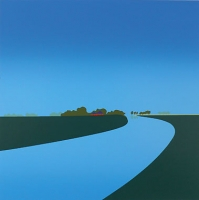 Marne blauw