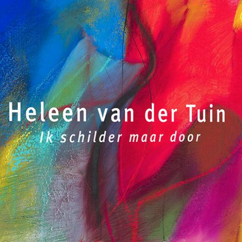 Ik schilder maar door – boek en DVD over het leven van Heleen
